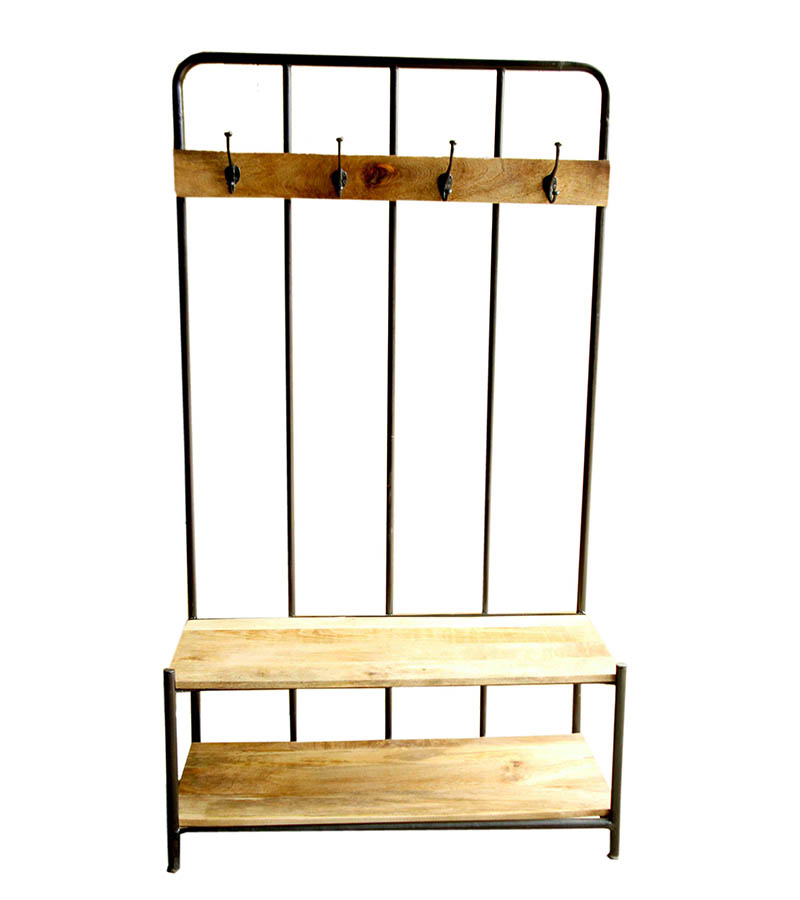 Industrial Furniture - Industrial Coat Hanger