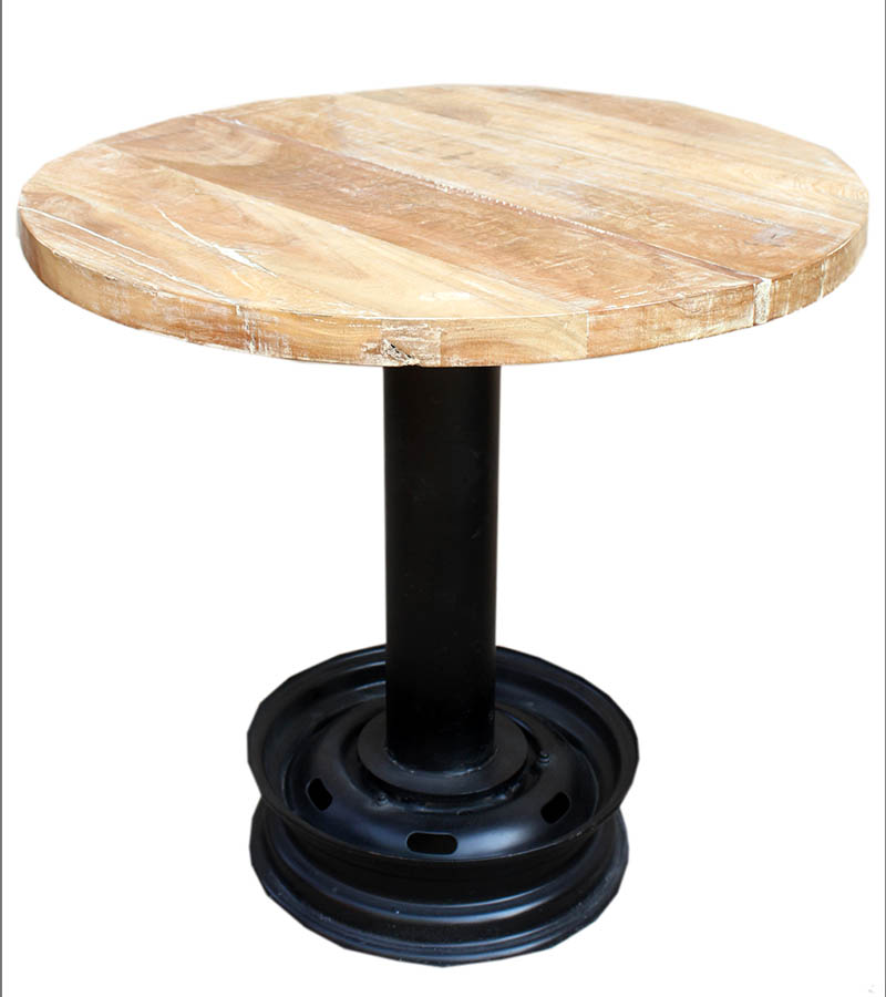 Industrial Furniture - Industrial Reclaimed Wood Table