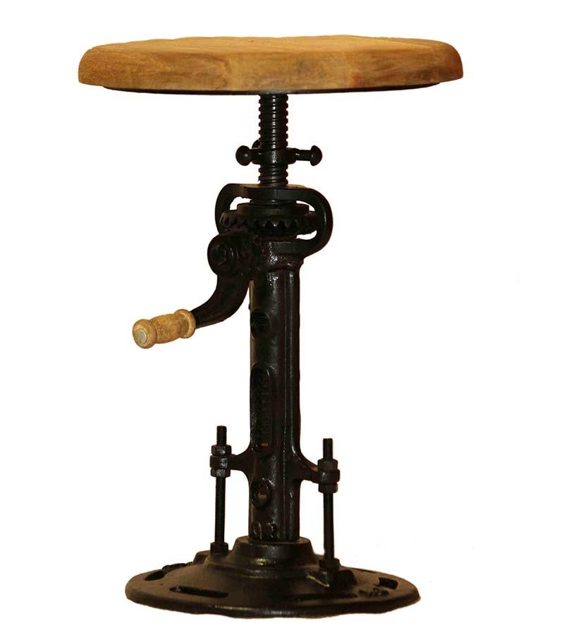 Industrial Furniture - Jack Stool