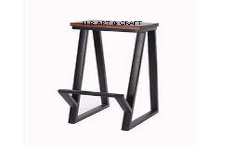 Wooden Furniture - Bar Stool - Classic Bar Stool