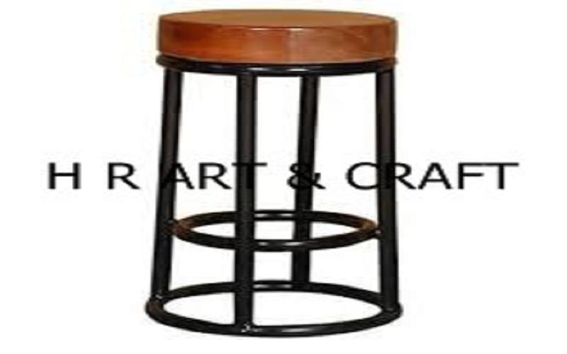 Wooden Furniture - Wooden Bar & Counter Stool