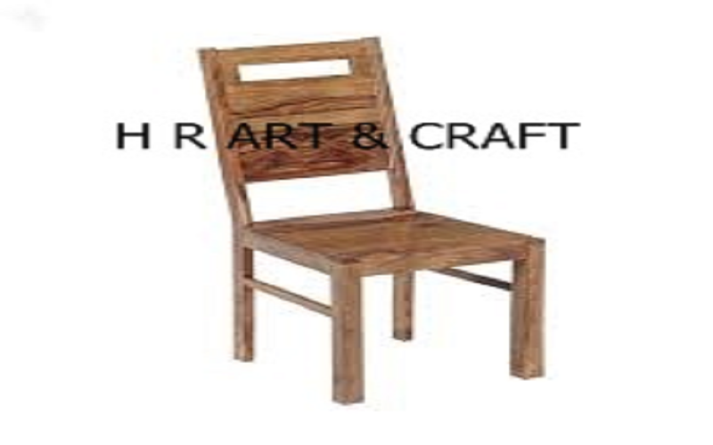 Wooden Furniture - Natural Wooden Dining Chair