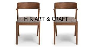 Wooden Furniture - Modern Upholstery Seat Dining Chair