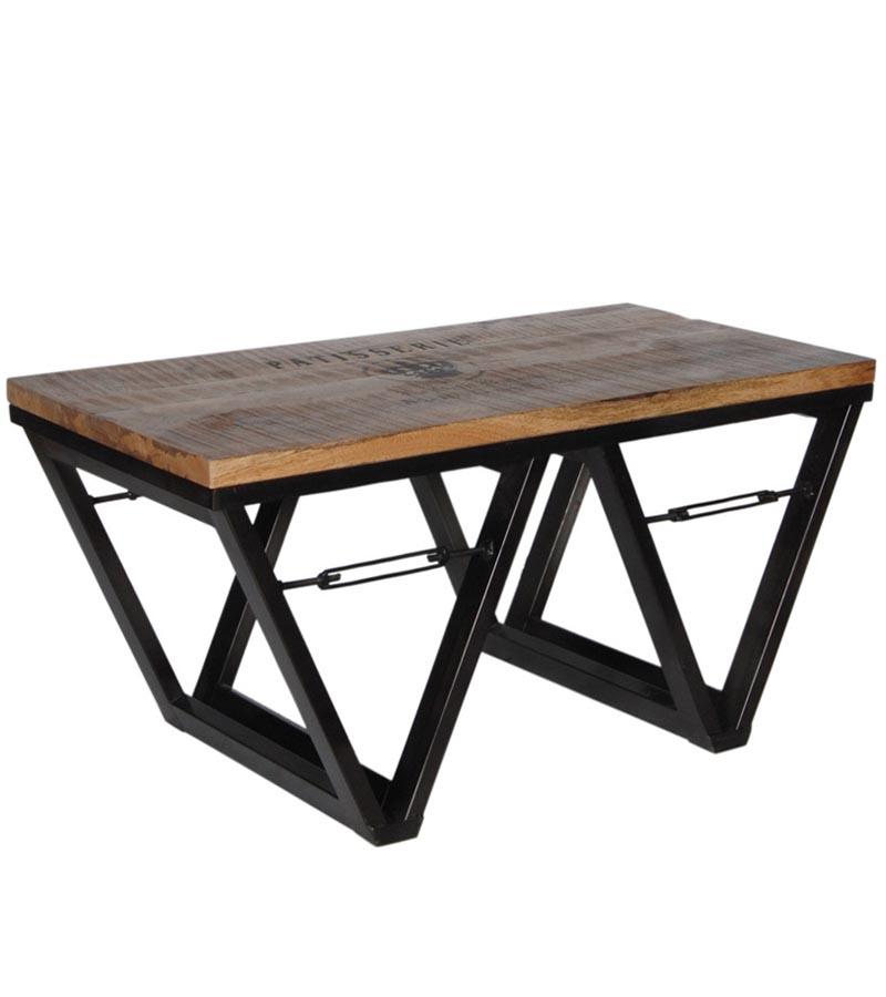 Industrial Furniture   Industrial Coffee Table V Legs