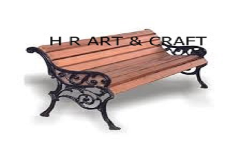 Wooden Furniture - Classic Wooden Bench