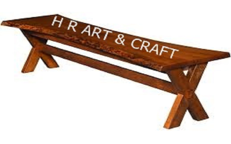 Wooden Furniture - Solidwood Wooden Bench