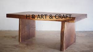 Wooden Furniture - Wooden Bench - Solid Sheeshamwood Bench