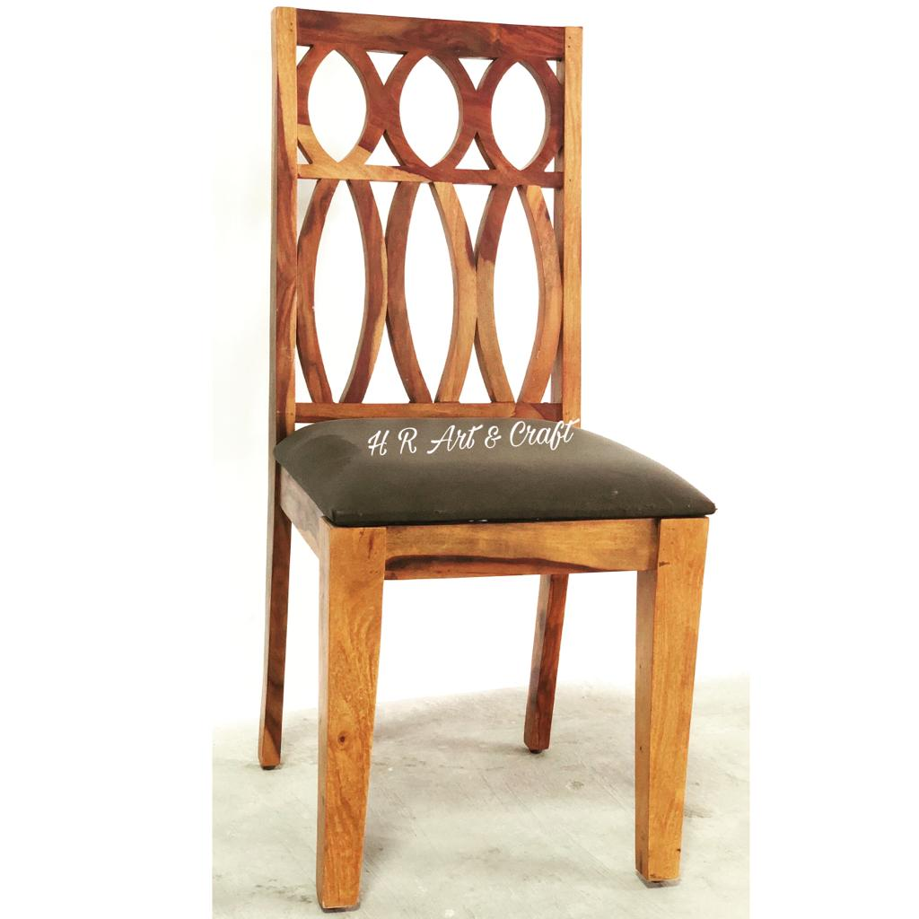 Wooden Furniture - Dining Chair - Sheesham Wood Dining Chair