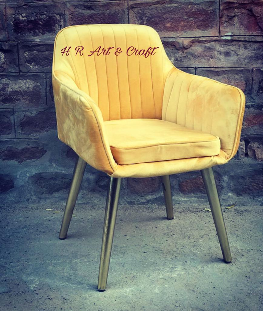 Upholstery Furniture  - Upholstered Cushioned Chair