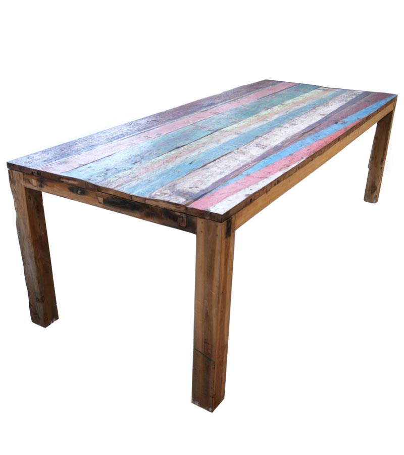 Reclaimed Wood - Reclaimed Furniture Dining Table