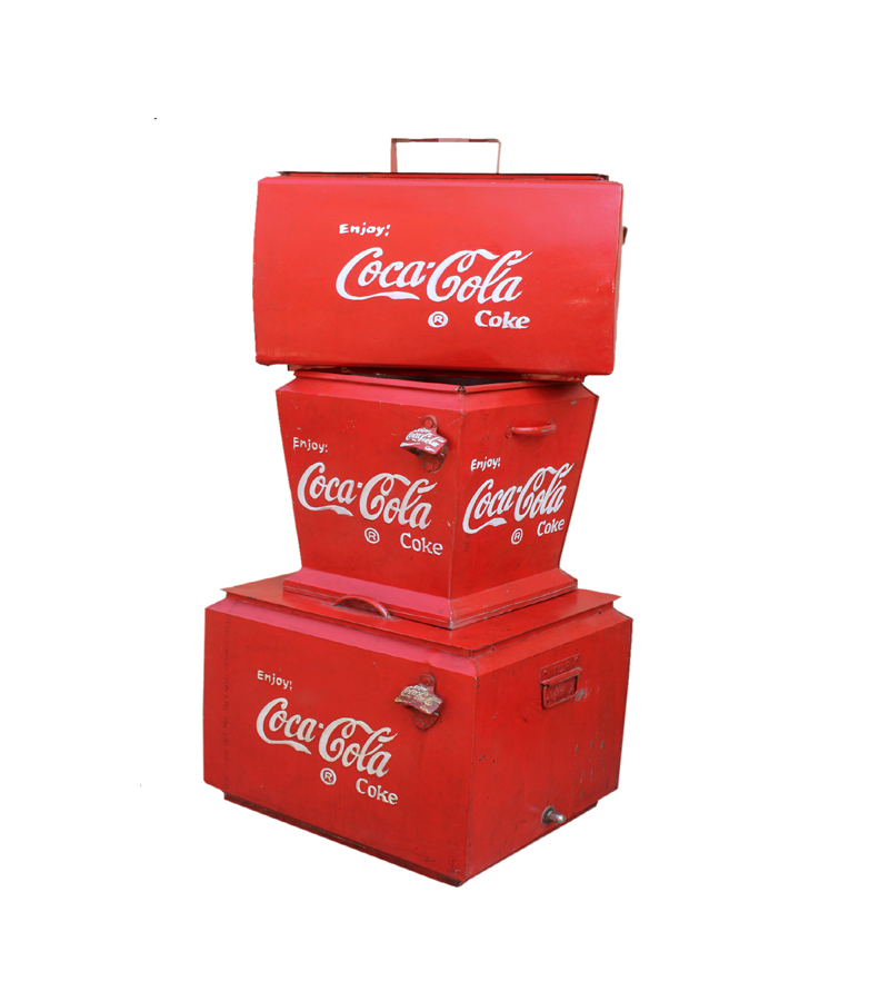 Exclusives - Coca cola box set