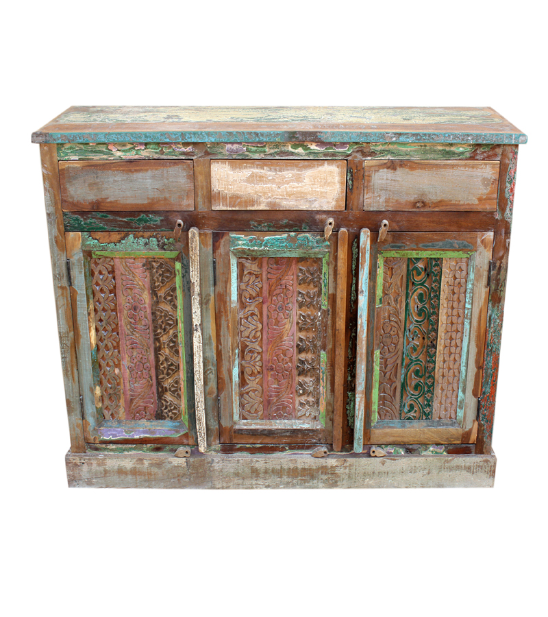 Reclaimed Wood - Reclaimed Furniture Sideboard