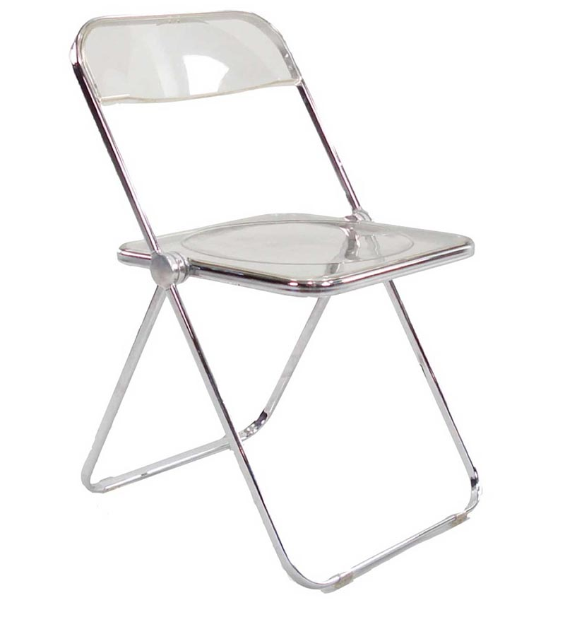 Iron Furniture - Metal Folding Chair Simple
